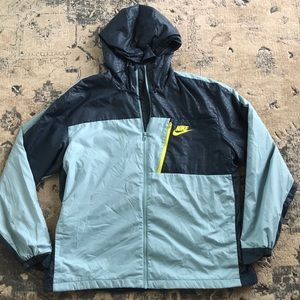 Vintage Nike windbreaker zip up jacket XXL